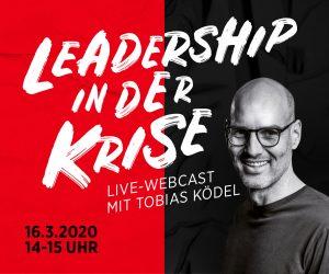 26.03.2020 Webcast - Leadership in der Krise