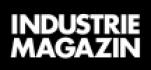 Logo des Industriemagazins in schwarz